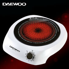 DAEWOO Cooktop Electric Range HotPlate Single Portable Hightlight DWR-SH2500
