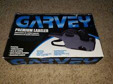 Garvey Premium Labeler 22-7