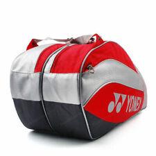 Yonex Tennis Badminton Bag Red Racquet Racket Rucksack Shuttlecock Nwt B1201Rd