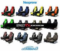 CoverKing Neoprene Custom Seat Covers for 2010-2016 Ram 1500