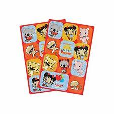 Ni Hao, Kai-Lan Cartoon Nick Jr TV Kids Birthday Party Favor Decals Stickers