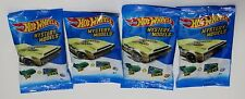 BYE FOCAL II * LOT OF 4 * 2016 HOT WHEELS MYSTERY MODELS * CHASE CAR * SEALED