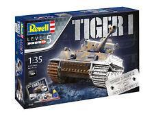 Revell 05790 Bausatz  Geschenkset 75 Jahre Tiger I in 1:35