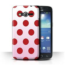 STUFF4 Back Case/Cover/Skin for Samsung Galaxy Core 4G/G386W/Ombre Pattern