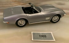 L.E. Action Zora Arkus-Duntov Collection 1968 Corvette. 1:32 Die-cast