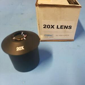 Fowler 53-900-020-0 Lens 20X