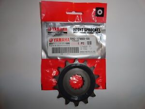 AT-50414-4 Fly Racing 14T Front Steel Countershaft Sprocket 1999-2016 Yamaha