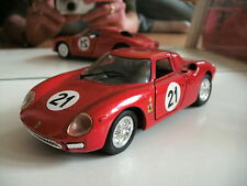 Revell Ferrari 250 LM in Red on 1:24