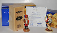 Hummel Goebel & Steinbach Nutcracker Sweet Limited Edition Collectors Set-Boxed