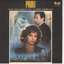 """Gino Paoli: Da lontano / Tema di Anna colonna sonora 7"""""""