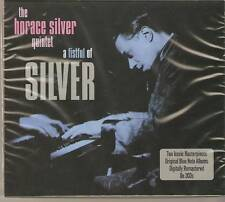 THE HORACE SILVER QUINTET A FISTFUL OF SILVER 2 CD SET