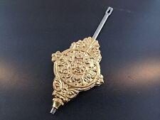 Cast Pendulum for Antique Kitchen Clocks