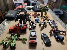 takara transformers lot (15) Total As Seen