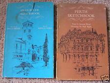 Sketchbook - Perth 1973 - Swan River 1978