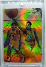 Rare: 1999 99 Topps Gold Label Kobe Bryant #GL3, Refractor-Like Insert, Lakers