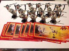 Kung Fu Panda 2   10x Lord Shen DC191 mit 10 BPZ