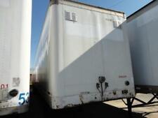 "2003 Lufkin Semi Trailer 53' x 96"" No Reserve 03 Dry Van # 5303524 St Ar"