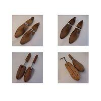 4 paires de formes à chaussures vintage