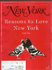 New York Magazine December 17 24 2012 Reasons to Love NY 8th Annual Edition