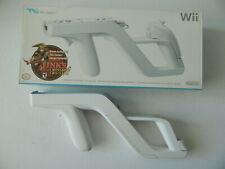 Nintendo Official Wii Zapper Gun (No Game) White