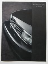 NISSAN Coupé Sentra 1995 dealer brochure - French - Canada - ST1002000918