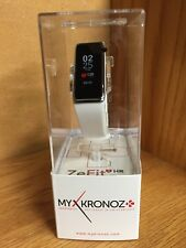 MyKronoz ZeFit3HR Activity Tracker Bluetooth - White - Final Sales - Close Out !