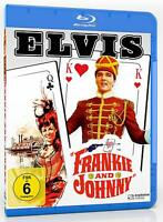 Frankie und Johnny [Blu-ray/NEU/OVP] King Elvis Presley singt auf Flussdampfer