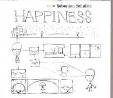 Sébastien Schuller - Happiness - CDA - 2005 - Pop Rock Digipack Weeping Willow