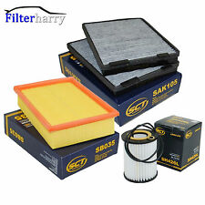 BMW 5er E39 520i 523i 525i 528i 530i Filterset Inspektionspaket Filtersatz
