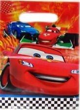 Disney Cars 2 Racing Birthday Party Supplies Loot Lolly Treat Bags-Pack of 8