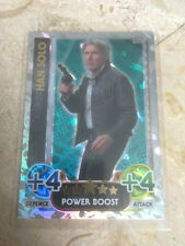 STAR WARS Force Awakens - Force Attax Trading Card #213 Han Solo
