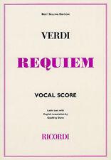 Requiem Classical Contemporary Sheet Music & Song Books