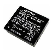 Ricoh DB-65 Li-Ion Rechargeable Battery GR Digital Camera GRII & WG-M1