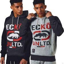 Ecko Men's Designer Graphic Print Overhead Hoodie, New Hip Hop Star Era, G Top