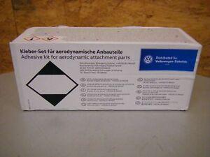 Org. VW Seat Skoda Klebeset für Aerodynamische Bauteile 000071785D Spoilerkleber