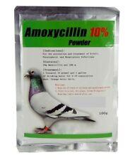 Amoxycillin 10% Powder for Birds