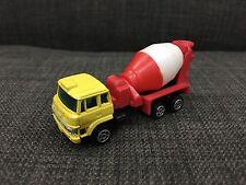 Mitsubishi Fuso FUII2 King Star Cement Toy Car