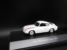Starline Str51741 Fiat 750 Abarth Coupe 1956 White 1 43 Modellino Die Cast