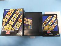 WORLD HEROES 2 NEO GEO AES SNK neogeo Video Game Used From Japan 51640z2