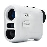 6X Hunting Digital Laser Rangefinder Golf Range Finder Distance Measure 600M