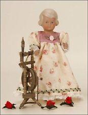 18cm Schildkrot german authentic replica tortulon Inge doll as Sleeping Beauty