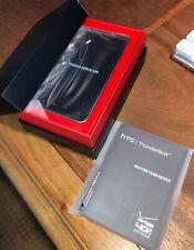 HTC ThunderBolt - 32GB(yes!) - Black (Verizon) Smartphone- Brand New in Box