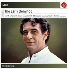 Plácido Domingo, Domingo Placido, Placido Domingo - Early Domingo [New CD]
