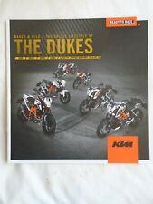 KTM Dukes brochure 2013 English text