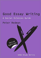 Good Essay Writing: A Social Sciences Guide (Published in association-ExLibrary