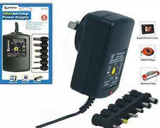 240V Input 12V Output Power Plug Adaptors