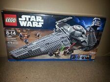 Lego Star Wars Darth Maul's Sith Infiltrator 7961 COMPLETE w/ instructions & box