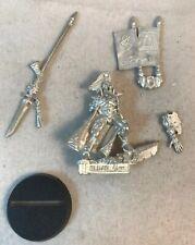 Prince Yriel Autarch Of Iyanden Craftworlds Eldar Aeldari Metal Pewter 40K