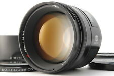 【TOP MINT】Minolta AF 85mm f1.4 Lens for Sony Minolta Alpha Mount + Hood JAPAN