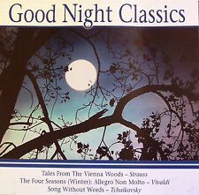 Good Night Classics CD By  Apollonia Symphony Orchestra Classical